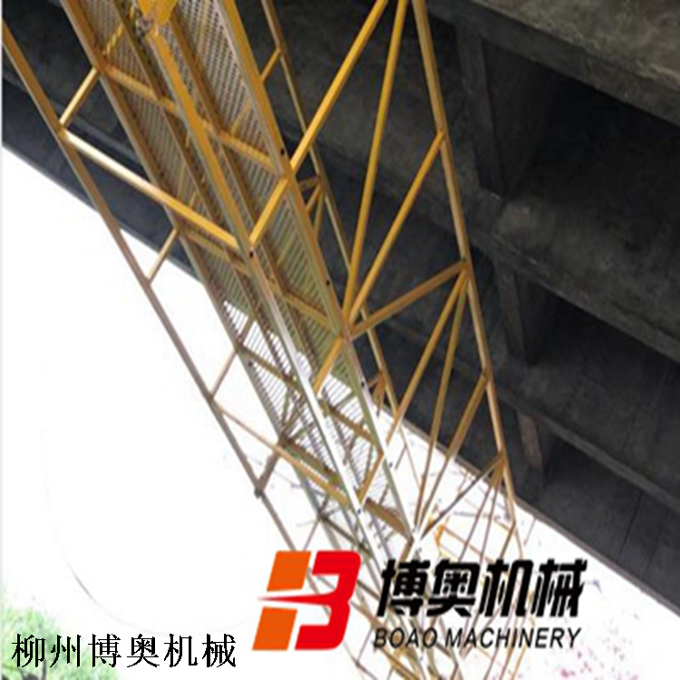 桥梁涂装专用吊篮