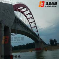 铁路桥梁检查小车